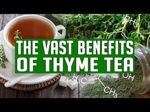 5 Health Benefits Of Thyme