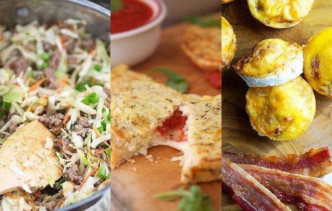6 Ketogenic Recipes That Low-carb Dieters Will Love