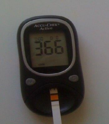 Dangerous Blood Sugar Levels