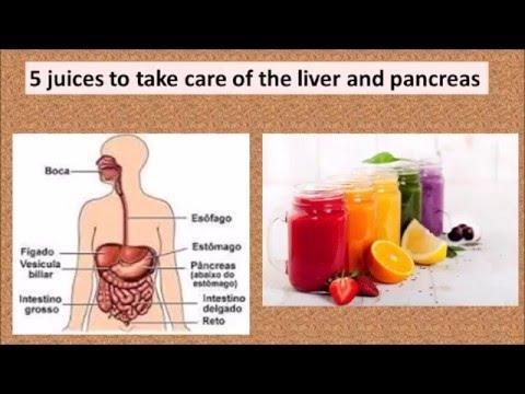 Liver And Pancreas Cleanse