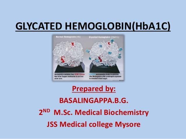 Hba1c Diagnosis Ppt