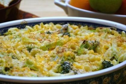 The Diabetic Skillet | Broccoli Mac And Cheese