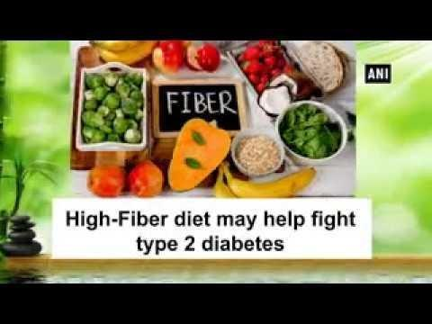 Fiber And Diabetes Type 2