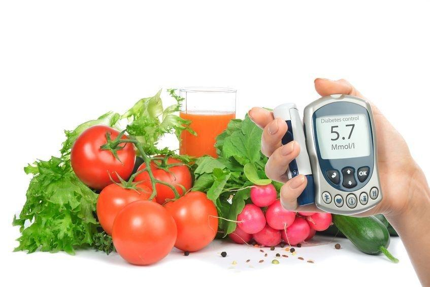 Five Foods That Help Fight Diabetes