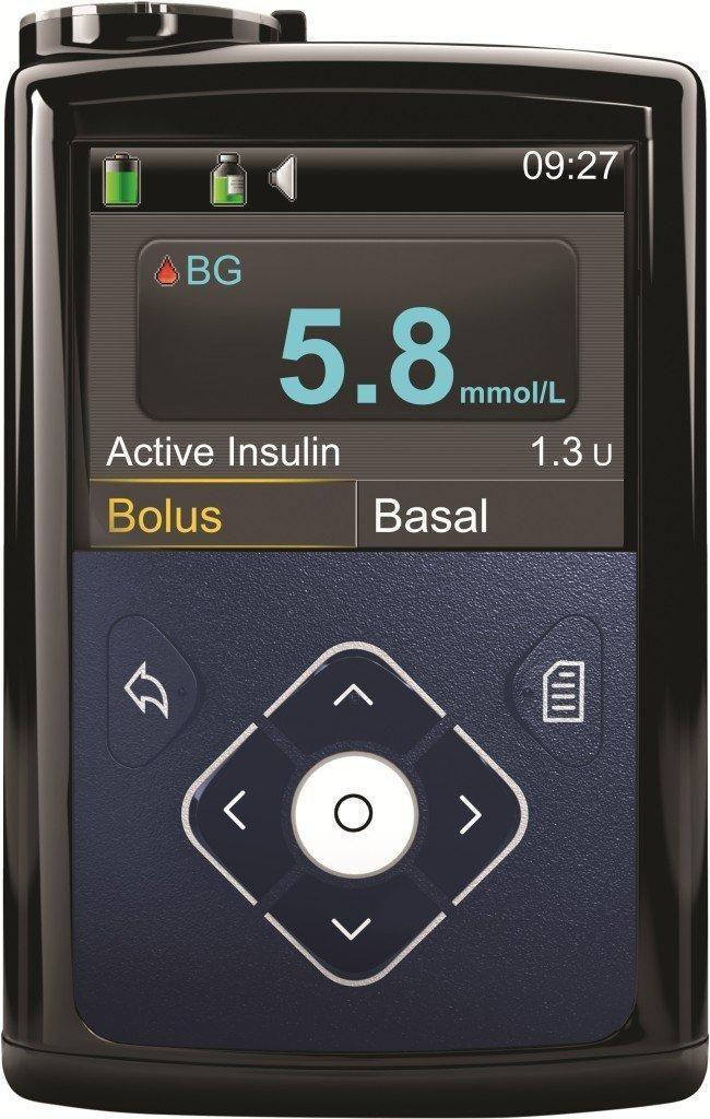 Medtronic 640g Remote Bolus