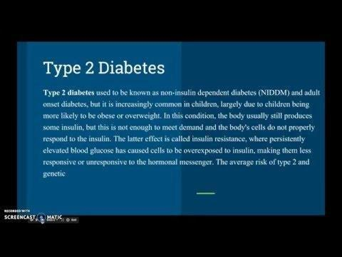 Which Type Of Diabetes Is Hereditary?