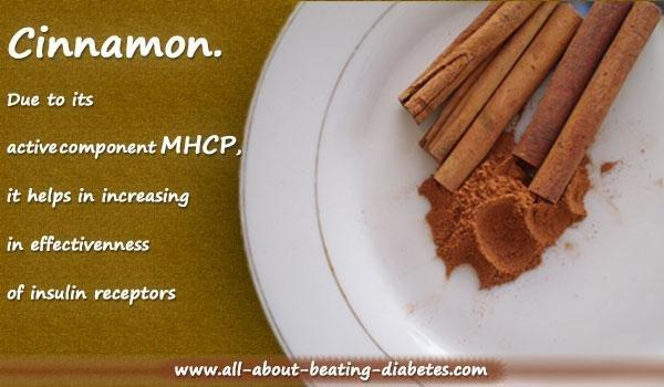 Curing Diabetes And Cinnamon Benefits