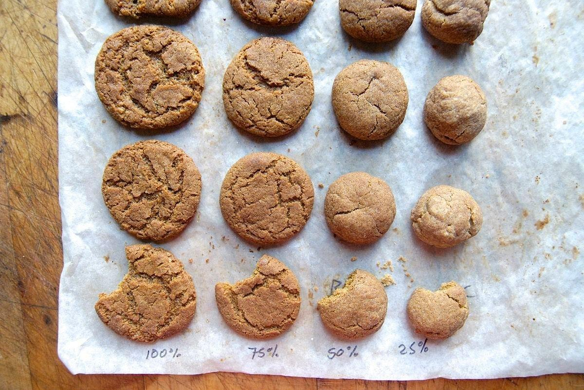 How To Reduce Sugar In Cookies And Bars: Turning To Science For Success