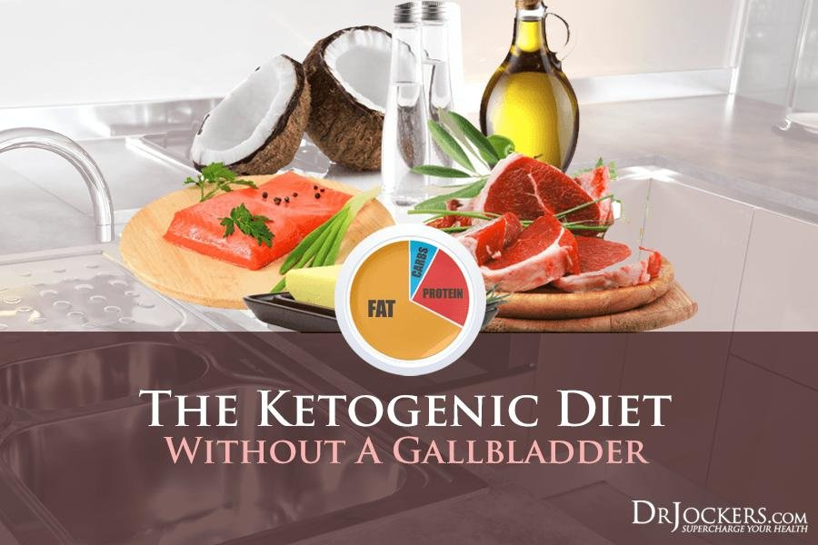 Following A Ketogenic Diet Without A Gallbladder