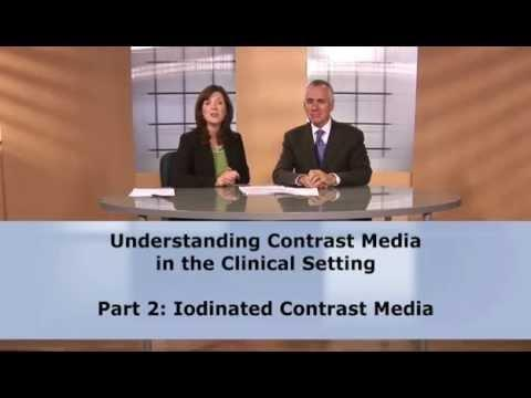 Iodinated Contrast Media Guideline