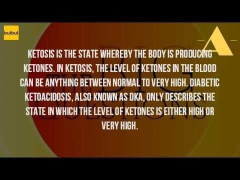 Is There A Difference Between Nutritional Ketosis Vs. Ketosis?