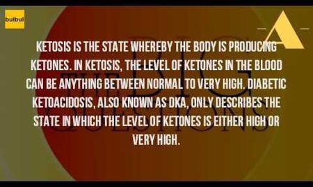 Are Ketosis And Ketoacidosis The Same Thing?