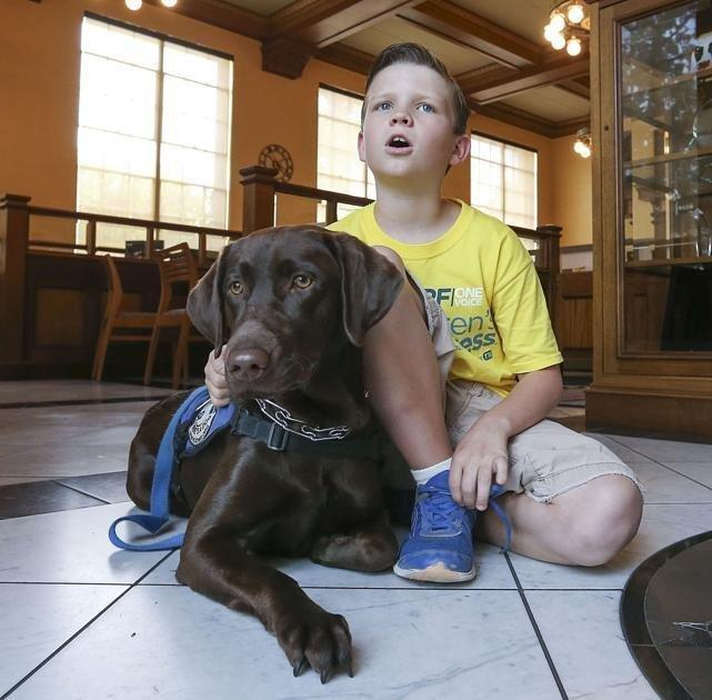 THINGS YOU NEED TO KNOW: Local boy advocates for more Type 1 diabetes research