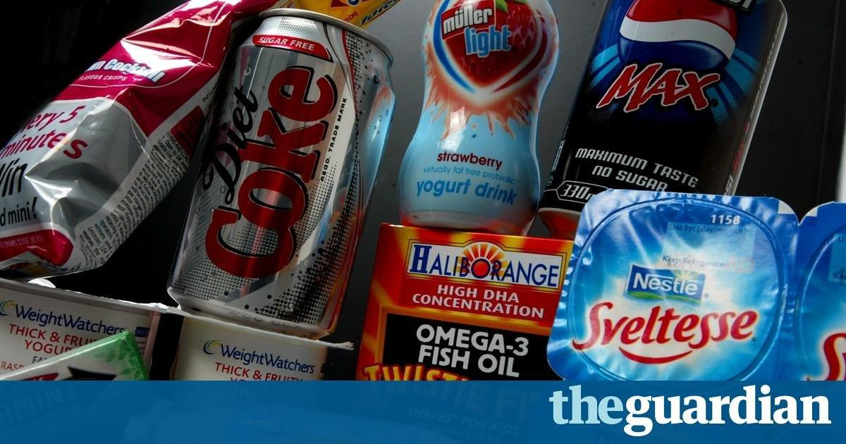 Artificial sweeteners may promote diabetes, claim scientists