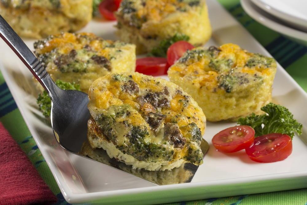 Loaded Egg Muffins | Everydaydiabeticrecipes.com