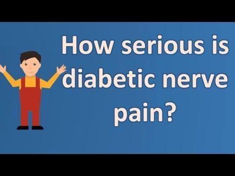 New Drug For Diabetic Nerve Pain