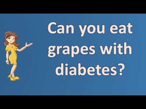 Can Diabetics Eat Grapes