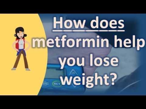 Can You Lose Weight On Metformin With Pcos?
