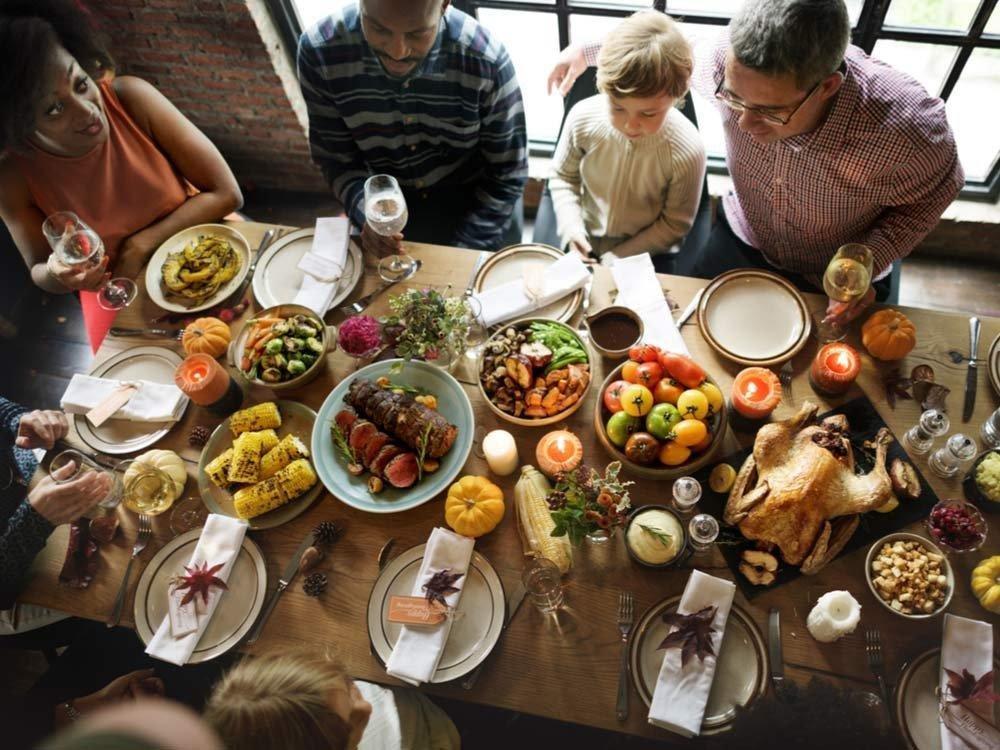 8 Ideas For Hosting A Diabetic-friendly Thanksgiving Dinner