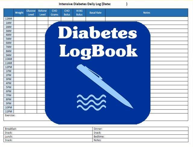 Diabetes Logbook App