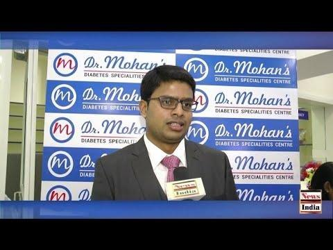 Best Diabetes Hospital In Chennai India | Dr Mohan's Diabetes Center