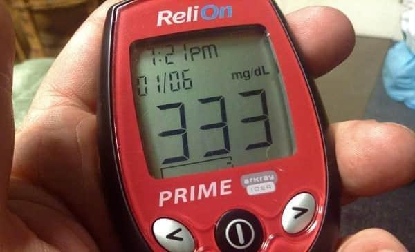 My Blood Sugar Is Over 300 What To Do?