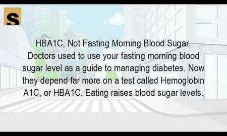 Do I Need To Fast For An A1c Blood Test