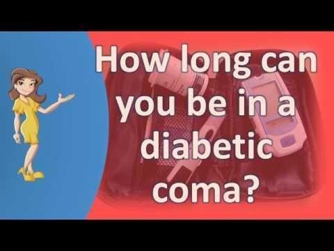 What Sugar Level Causes Diabetic Coma