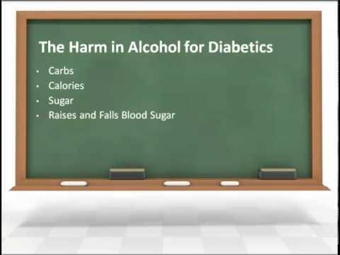 Type 1 Diabetes And Alcohol Consumption