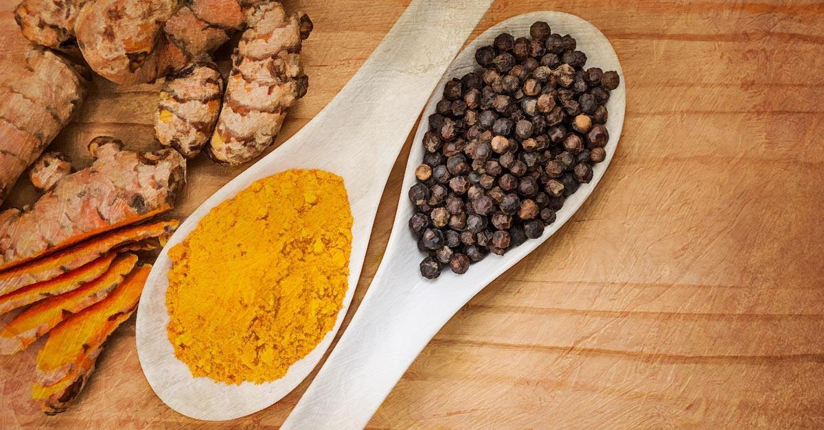 5 Proven Benefits Of Turmeric And Black Pepper Together
