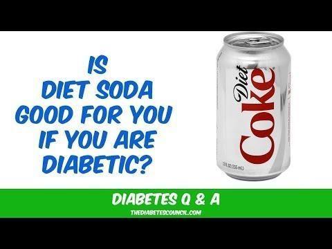 Can Diet Soda Raise Your Blood Sugar?