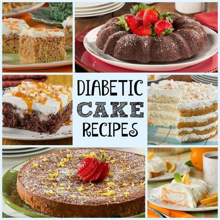 20 Diabetic Cake Recipes: Healthy Cake Recipes For Every Occasion | Diabetic Cake Recipes, Diabetic Cake And Healthy Cake Recipes
