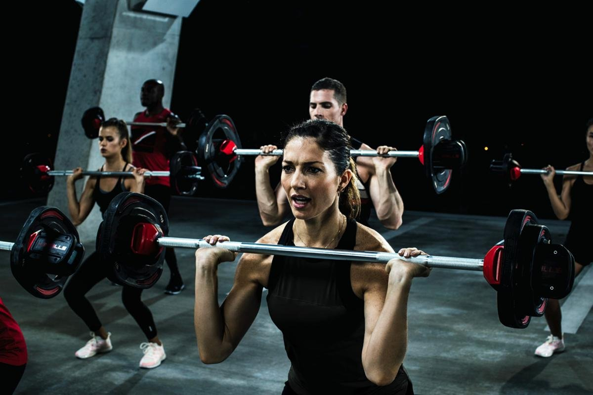 Class Notes: What To Expect In Les Mills Bodypump