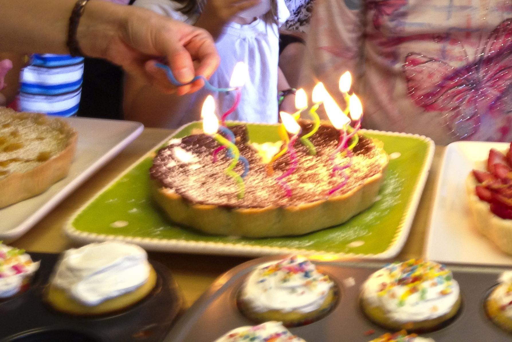 Birthday Parties And Type 1 Diabetes