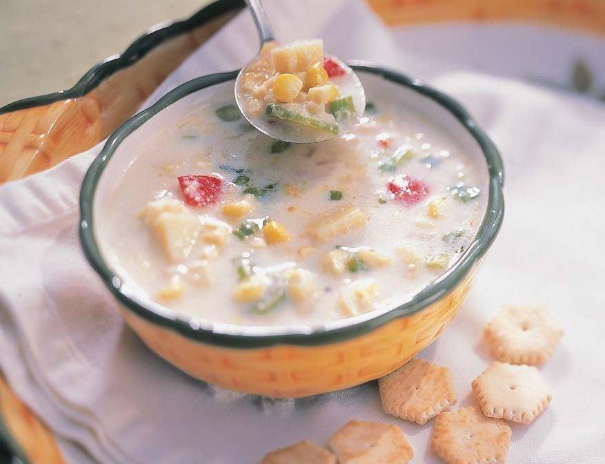 Dumbos Corn Chowder