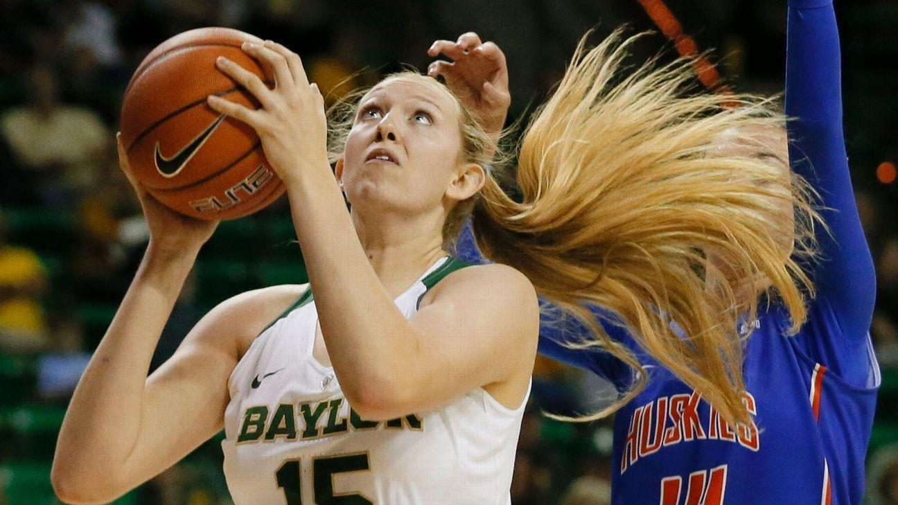 Baylor's Lauren Cox has been tender and tough playing with diabetes - Women's college basketball