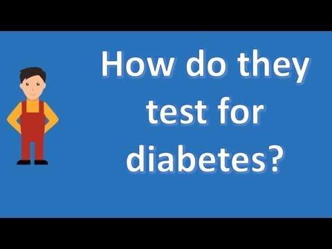 Can You Do A Urine Test For Diabetes?