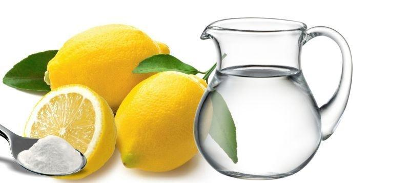 Fight Disease And Fatigue With Lemon Juice And Baking Soda