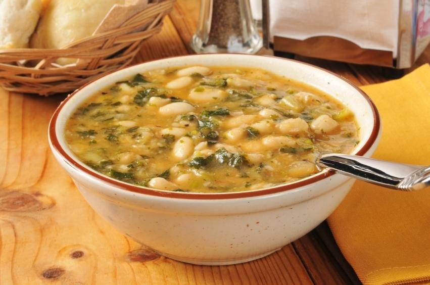 Free Diabetic Recipe: Lima Bean Soup