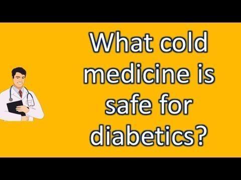 Can Mucinex Dm Cause Diabetes?