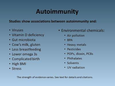 What May Be Destroyed By An Autoimmune Disease In Type 1 Diabetes?
