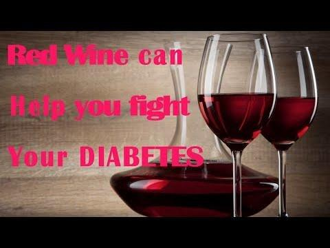 Red Wine And Type 1 Diabetes