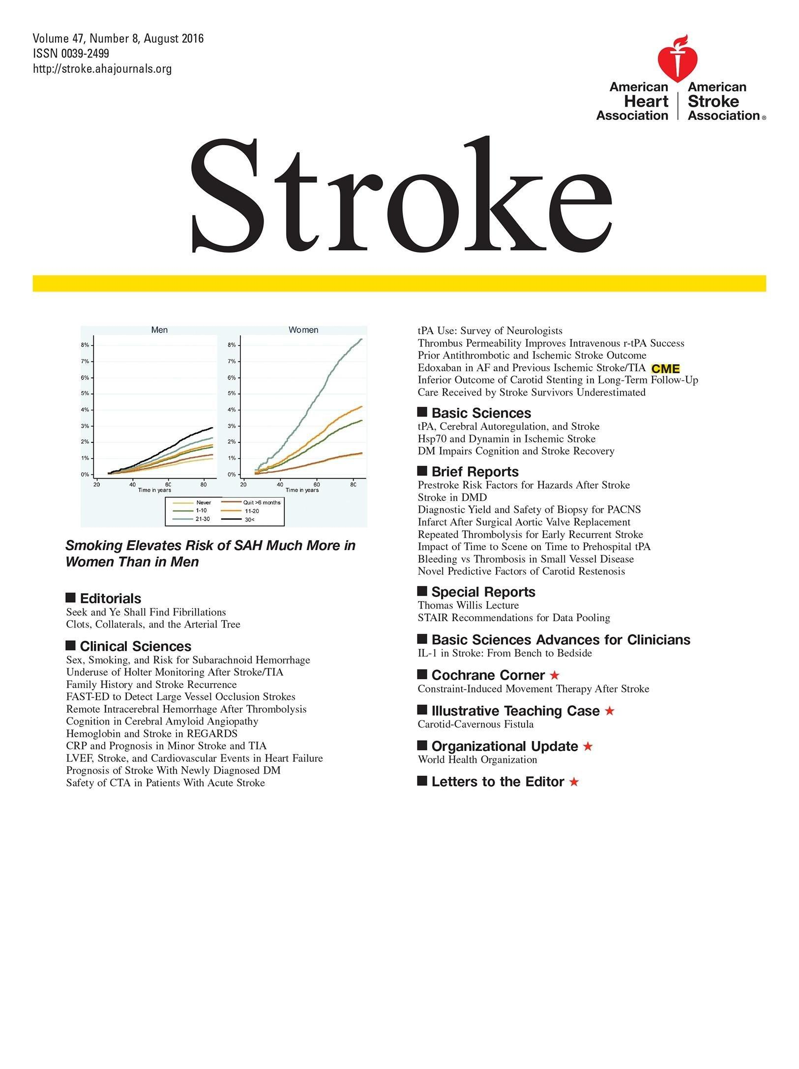 Diabetes And Stroke Recovery