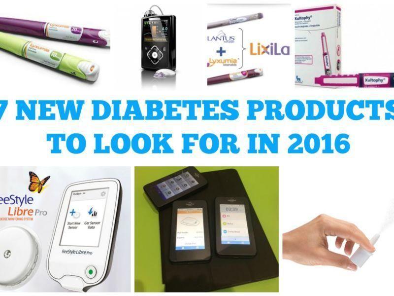 Diabetes Gadgets 2016