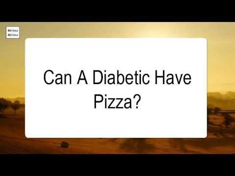 Pizza And Diabetes Type 1