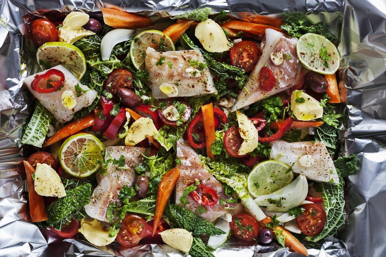 Diabetic Cod Fish Recipes
