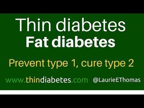Type 1 Diabetes Too Thin