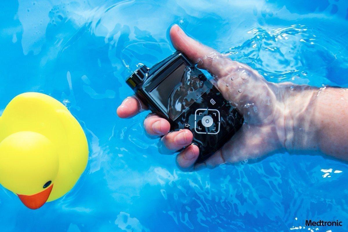Are Medtronic Insulin Pump Waterproof?
