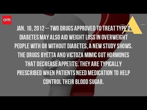 Which Diabetes Drugs Cause Weight Loss?