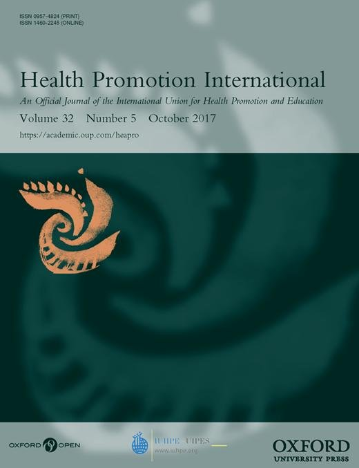 Stage Model For Assessing A Community-based Diabetes Prevention Program In Sweden | Health Promotion International | Oxford Academic